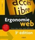 Amélie Boucher - Ergonomie web - Pour des sites web efficaces.