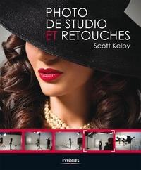 Scott Kelby - La photo de studio et retouches.