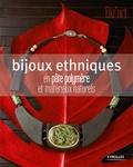 Eliz'art - Bijoux ethniques en pâte polymère et matériaux naturels.