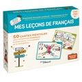 Stéphanie Eleaume Lachaud - Coffret Mes leçons de français.