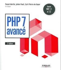 Pascal Martin et Julien Pauli - PHP 7 avancé.