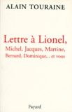 Alain Touraine - .