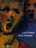 Esteban Buch et Noémi Duchemin - Le Troisième Reich et la musique - 8 octobre 2004 - 9 janvier 2005 ; Musée de la musique.