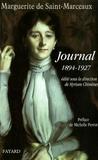 Marguerite de Saint-Marceaux et Myriam Chimènes - Journal 1894-1927.