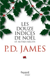 P. D. James - Les douze indices de Noël.
