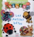 Emilie Beaumont et Nathalie Bélineau - Les petites bêtes - 2 volumes.