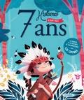 Eve-Marie Bouché et  Lili la Baleine - 7 histoires pour mes 7 ans. 1 CD audio