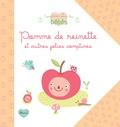 Laurence Schluth et Elen Lescoat - Pomme de reinette et autres jolies comptines.
