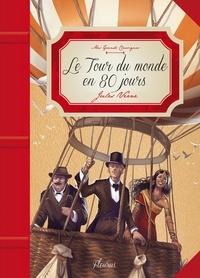 Jules Verne et Charlotte Grossetête - Le Tour du monde en 80 jours.