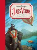 Jules Verne - Grands classiques de Jules Verne - Le Tour du monde en 80 jours ; Voyage au centre de la Terre ; Vingt mille lieux sous les mers.