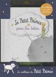 Antoine de Saint-Exupéry - Le petit Prince pour les bébés - Avec une veilleuse.