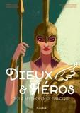 Fabien Clavel et Viviane Koenig - Dieux et héros de la mythologie grecque.