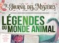 Légendes du monde animal / Sophie Lamoureux, Nicolas Galkowski, Tristan Gion, Boris Zaïon | Lamoureux, Sophie (1971?-....). Auteur
