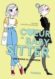 Martine Labonté-Chartrand et Adolie Day - Une rivale à l'horizon - Cœur de baby-sitter - tome 2.