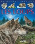 Agnès Vandewiele et Bernard Alunni - Les loups.
