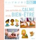 Véronique Anderson et Marie Morey - Les activités du calme et du bien-être.