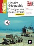 Laurent Blanès et Olivier Apollon - Histoire Géographie Enseignement moral et civique Tle Bac pro Les Nouveaux Cahiers.