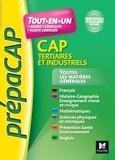 Véronique Saunier et Marc Boulanger - CAP tertiaires et industriels - Toutes les matières générales.