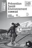 Sylvie Crosnier et Mary Cruçon - Prévention santé environnement 1re Tle Bac Pro - Corrigé.