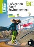 Sylvie Crosnier et Mary Cruçon - Prévention Santé Environnement 1e Bac Pro.