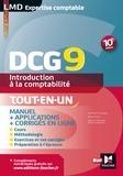Alain Burlaud et Sébastien Paugam - Introduction à la comptabilité DCG 9 - Comptabilité financière. Manuel.