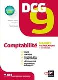 Alain Burlaud et Sébastien Paugam - Comptabilité DCG 9 - Manuel + cours + synthèses + conseils + exercices.