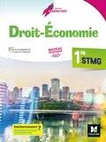 Jean-Charles Diry et Régine Aidemoy - Droit-Economie 1re STMG Perspectives - Manuel élève.