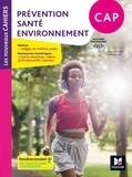 Sylvie Crosnier et Mary Cruçon - Prévention santé environnement CAP Les nouveaux cahiers.
