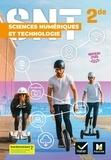 Dominique Lescar - Sciences numériques et technologie 2de.