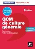 Valérie Béal et Anne Ducastel - Pass'Concours - QCM de culture générale - Tous concours - Révision et entraînement.