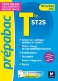 Audrey Bebert-Mion et Renaud Burrowes - PREPABAC - Toute la terminale ST2S - Nouveau bac - Contrôle continu et épreuves finales - Révision.