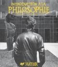 Daniel Chevalier et Emmanuel Guillon - Introduction à la philosophie - Classes de terminales techniques F, G et H.