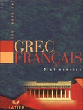 C Georgin - Dictionnaire grec/français.