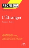 Pierre-Louis Rey - L'Etranger, Albert Camus.