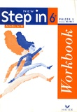 Marie-Aude Ligozat et Aliki Diaz-Kostakis - Anglais 6e Palier 1 niveau A1/A1+ New Step in - Workbook.