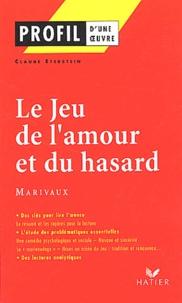 Claude Eterstein - Le Jeu de l'amour et du hasard, Marivaux.