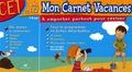 Julia Georges - Mon Carnet Vacances CE1.
