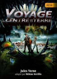 Jules Verne et Hélène Kérillis - Voyage au centre de la Terre.