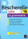 Bernard Bortolussi - La grammaire du latin.