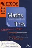 Philippe Rousseau - Maths Tle ES - Obligatoire et spécialité.