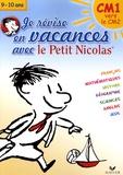 Julia Georges et Jean-Luc Piezel - Je révise en vacances avec le Petit Nicolas, CM1 vers le CM2.