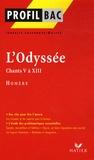 Homère - L'Odyssée - Chants V à XIII.