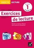 Jean-Claude Landier et Irène Adami - Objectif lecture Exercices de lecture Niveau 1 Cycle 3 - Fichier avec corrigés.