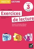Jean-Claude Landier - Exercices de lecture niveau 3 cycle 3.