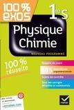 Thierry Alhalel et Nathalie Benguigui - 100% exos physique-chimie 1re S - Nouveau programme.