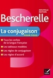 Collectif - Bescherelle La conjugaison pour tous - Ouvrage de référence sur la conjugaison française.