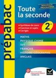 Jean-Dominique Picchiottino et Nathalie Benguigui - Toute la 2e.