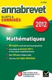 Bernard Demeillers - Mathématiques - Sujets et corrigés.