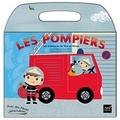 Pascal Brissy et Olivia Cosneau - Les pompiers - Les aventures de Tom et Ninon.