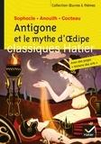 Sophocle et Jean Anouilh - Antigone et le mythe d'Oedipe.